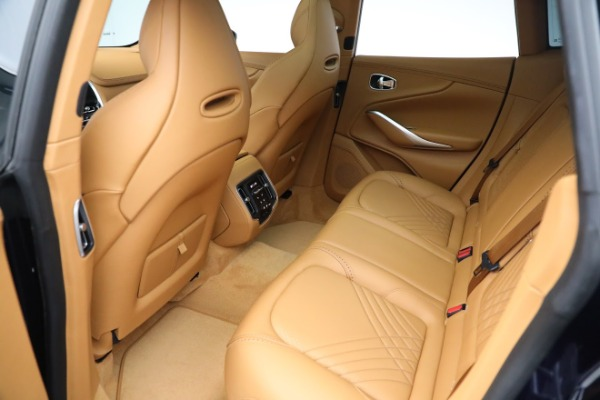 New 2021 Aston Martin DBX for sale $209,586 at Maserati of Greenwich in Greenwich CT 06830 17