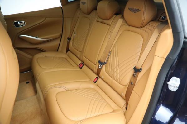 New 2021 Aston Martin DBX for sale $209,586 at Maserati of Greenwich in Greenwich CT 06830 18