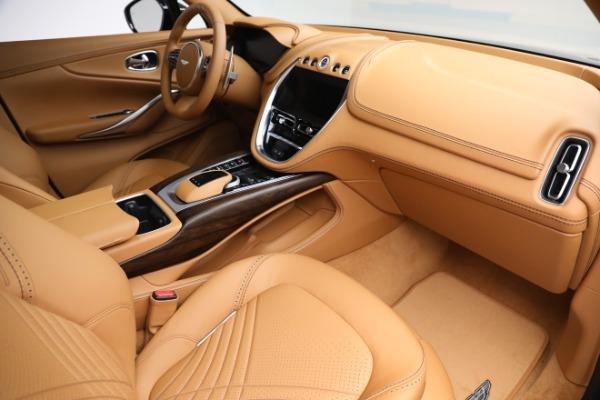 New 2021 Aston Martin DBX for sale $209,586 at Maserati of Greenwich in Greenwich CT 06830 19