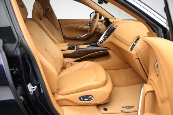New 2021 Aston Martin DBX for sale $209,586 at Maserati of Greenwich in Greenwich CT 06830 20