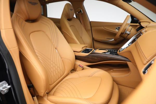 New 2021 Aston Martin DBX for sale $209,586 at Maserati of Greenwich in Greenwich CT 06830 21