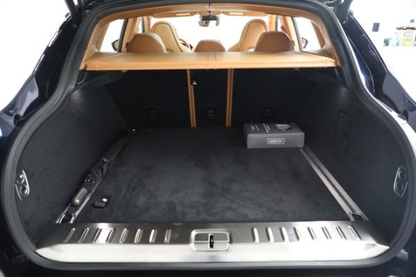 New 2021 Aston Martin DBX for sale $209,586 at Maserati of Greenwich in Greenwich CT 06830 23