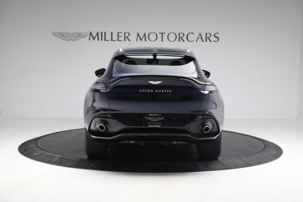 New 2021 Aston Martin DBX for sale $209,586 at Maserati of Greenwich in Greenwich CT 06830 5