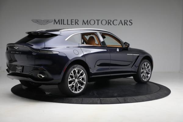 New 2021 Aston Martin DBX for sale $209,586 at Maserati of Greenwich in Greenwich CT 06830 7