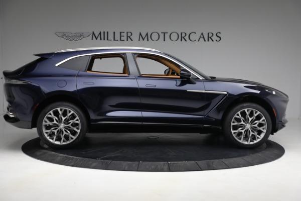 New 2021 Aston Martin DBX for sale $209,586 at Maserati of Greenwich in Greenwich CT 06830 8