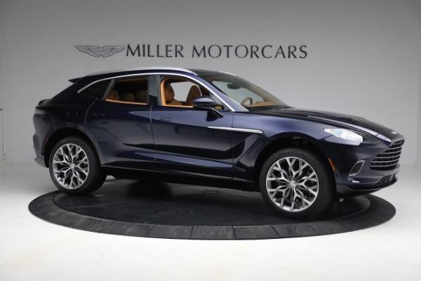 New 2021 Aston Martin DBX for sale $209,586 at Maserati of Greenwich in Greenwich CT 06830 9
