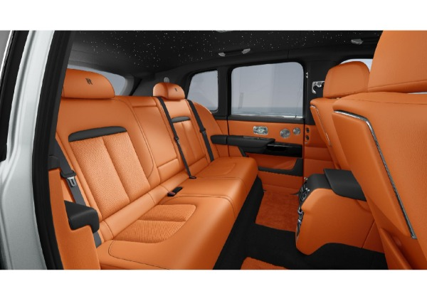 New 2022 Rolls-Royce Cullinan for sale Call for price at Maserati of Greenwich in Greenwich CT 06830 6