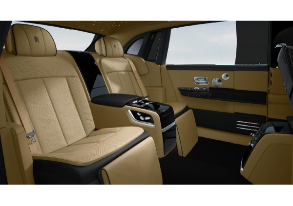 New 2022 Rolls-Royce Phantom EWB for sale Call for price at Maserati of Greenwich in Greenwich CT 06830 6
