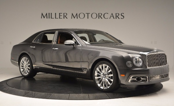 New 2017 Bentley Mulsanne for sale Sold at Maserati of Greenwich in Greenwich CT 06830 10