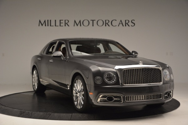 New 2017 Bentley Mulsanne for sale Sold at Maserati of Greenwich in Greenwich CT 06830 11