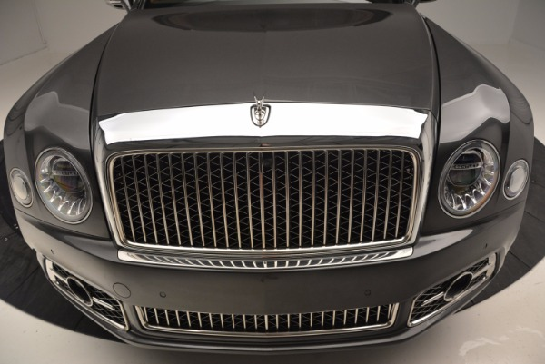 New 2017 Bentley Mulsanne for sale Sold at Maserati of Greenwich in Greenwich CT 06830 13