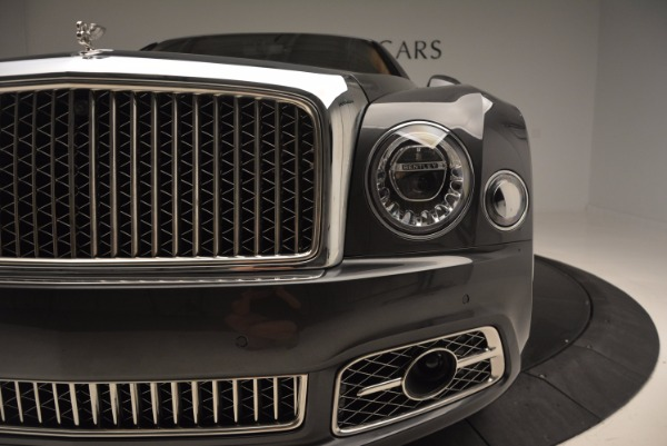 New 2017 Bentley Mulsanne for sale Sold at Maserati of Greenwich in Greenwich CT 06830 16