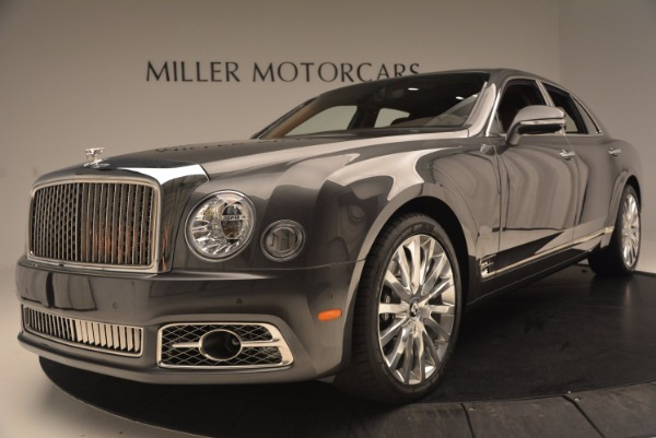 New 2017 Bentley Mulsanne for sale Sold at Maserati of Greenwich in Greenwich CT 06830 17