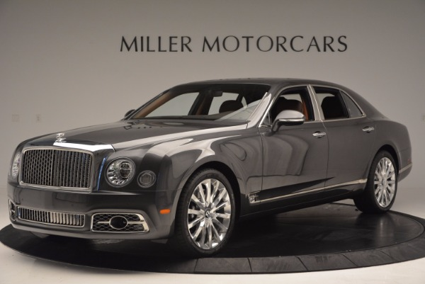 New 2017 Bentley Mulsanne for sale Sold at Maserati of Greenwich in Greenwich CT 06830 2