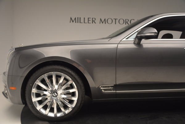 New 2017 Bentley Mulsanne for sale Sold at Maserati of Greenwich in Greenwich CT 06830 20