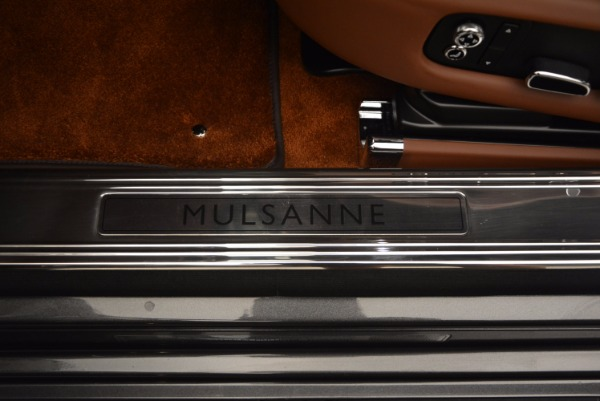 New 2017 Bentley Mulsanne for sale Sold at Maserati of Greenwich in Greenwich CT 06830 21