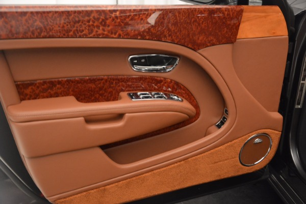 New 2017 Bentley Mulsanne for sale Sold at Maserati of Greenwich in Greenwich CT 06830 22