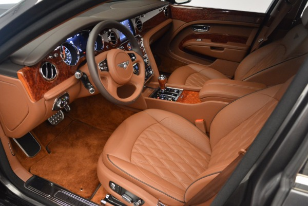 New 2017 Bentley Mulsanne for sale Sold at Maserati of Greenwich in Greenwich CT 06830 26