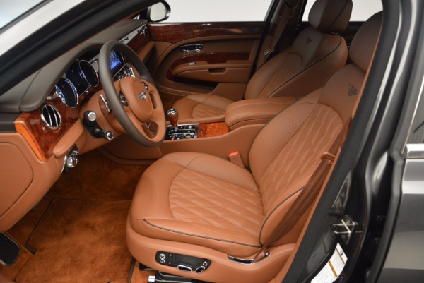 New 2017 Bentley Mulsanne for sale Sold at Maserati of Greenwich in Greenwich CT 06830 27