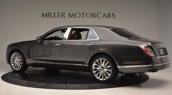 New 2017 Bentley Mulsanne for sale Sold at Maserati of Greenwich in Greenwich CT 06830 4