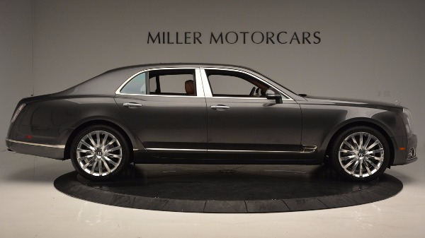 New 2017 Bentley Mulsanne for sale Sold at Maserati of Greenwich in Greenwich CT 06830 9