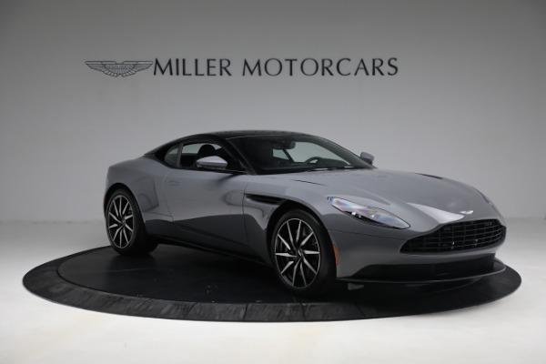 New 2021 Aston Martin DB11 V8 for sale $235,986 at Maserati of Greenwich in Greenwich CT 06830 10