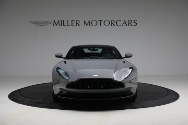 New 2021 Aston Martin DB11 V8 for sale $235,986 at Maserati of Greenwich in Greenwich CT 06830 11