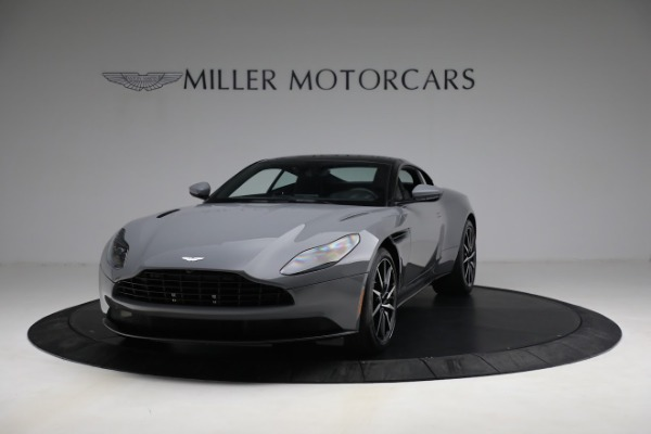 New 2021 Aston Martin DB11 V8 for sale $235,986 at Maserati of Greenwich in Greenwich CT 06830 12