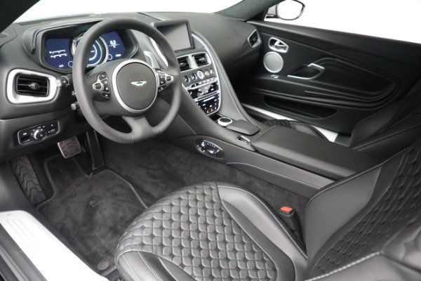New 2021 Aston Martin DB11 V8 for sale $235,986 at Maserati of Greenwich in Greenwich CT 06830 13