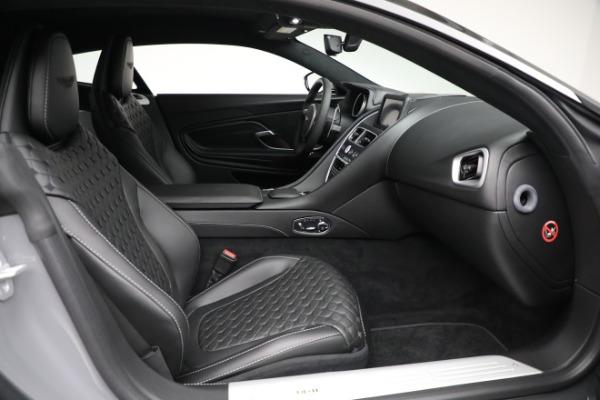 New 2021 Aston Martin DB11 V8 for sale $235,986 at Maserati of Greenwich in Greenwich CT 06830 18