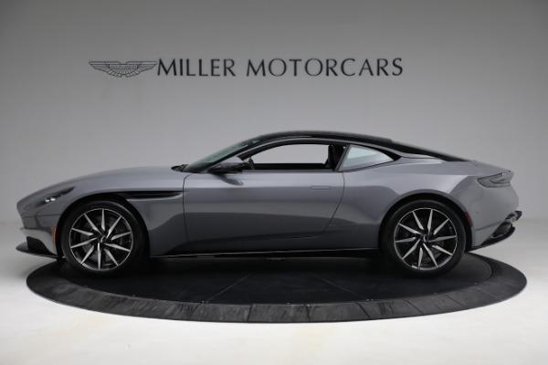 New 2021 Aston Martin DB11 V8 for sale $235,986 at Maserati of Greenwich in Greenwich CT 06830 2