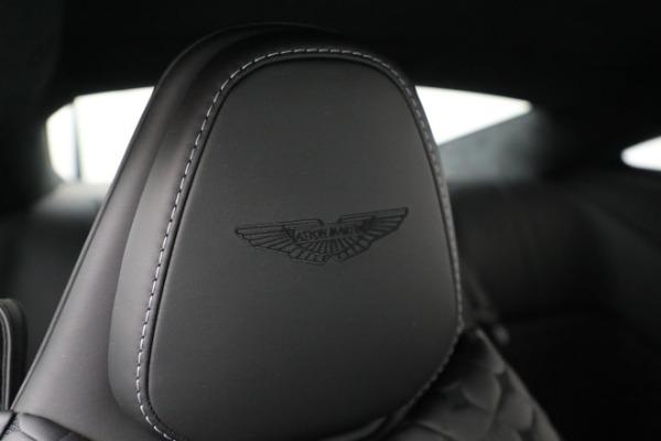 New 2021 Aston Martin DB11 V8 for sale $235,986 at Maserati of Greenwich in Greenwich CT 06830 20
