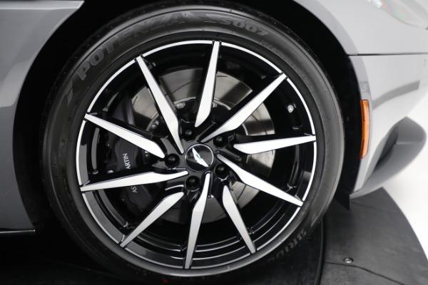 New 2021 Aston Martin DB11 V8 for sale $235,986 at Maserati of Greenwich in Greenwich CT 06830 24