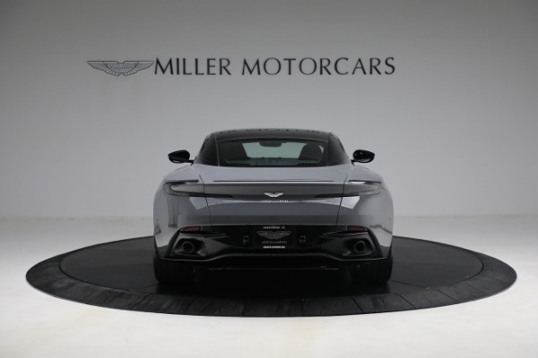 New 2021 Aston Martin DB11 V8 for sale $235,986 at Maserati of Greenwich in Greenwich CT 06830 5