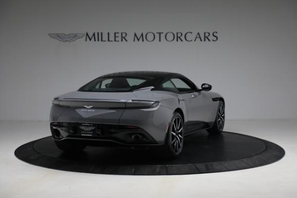 New 2021 Aston Martin DB11 V8 for sale $235,986 at Maserati of Greenwich in Greenwich CT 06830 6