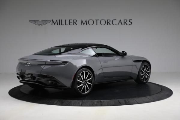 New 2021 Aston Martin DB11 V8 for sale $235,986 at Maserati of Greenwich in Greenwich CT 06830 7