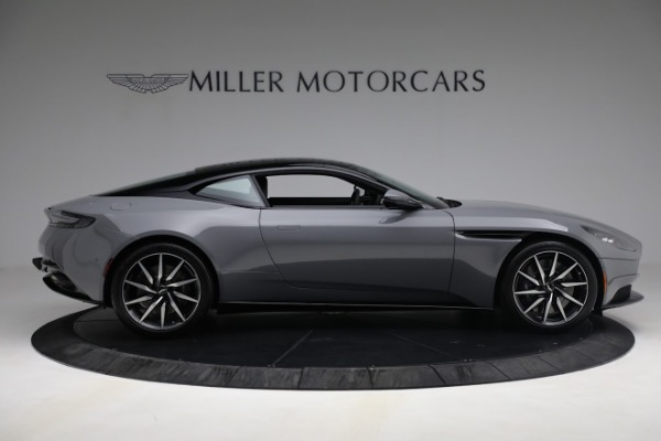New 2021 Aston Martin DB11 V8 for sale $235,986 at Maserati of Greenwich in Greenwich CT 06830 8