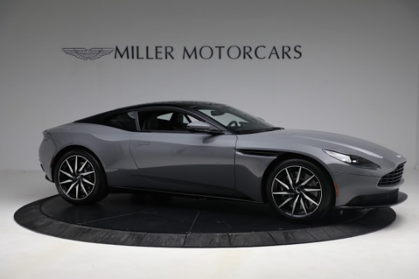 New 2021 Aston Martin DB11 V8 for sale $235,986 at Maserati of Greenwich in Greenwich CT 06830 9