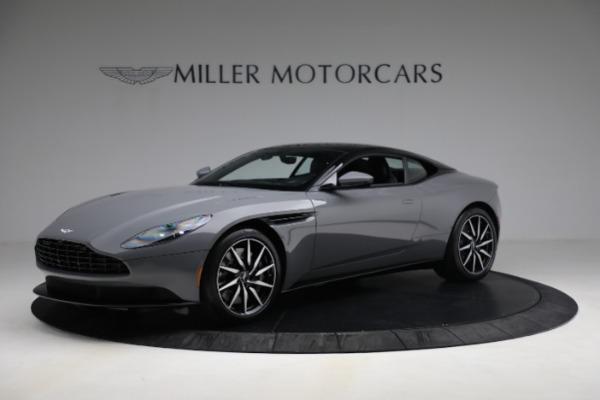 New 2021 Aston Martin DB11 V8 for sale $235,986 at Maserati of Greenwich in Greenwich CT 06830 1