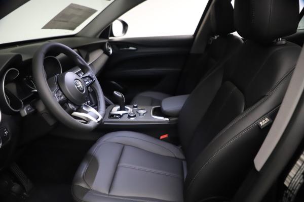 New 2021 Alfa Romeo Stelvio Ti for sale $51,955 at Maserati of Greenwich in Greenwich CT 06830 13
