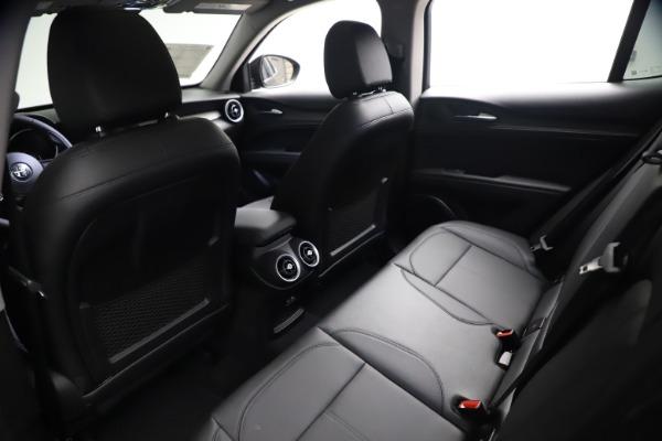 New 2021 Alfa Romeo Stelvio Ti for sale $51,955 at Maserati of Greenwich in Greenwich CT 06830 16