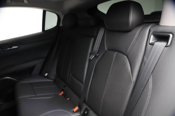 New 2021 Alfa Romeo Stelvio Ti for sale $51,955 at Maserati of Greenwich in Greenwich CT 06830 18