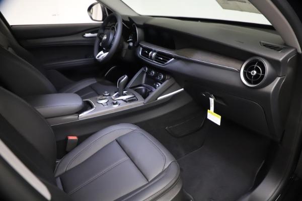 New 2021 Alfa Romeo Stelvio Ti for sale $51,955 at Maserati of Greenwich in Greenwich CT 06830 19