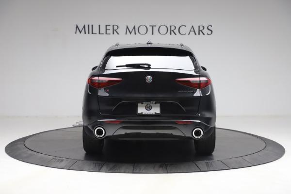 New 2021 Alfa Romeo Stelvio Ti for sale $51,955 at Maserati of Greenwich in Greenwich CT 06830 6
