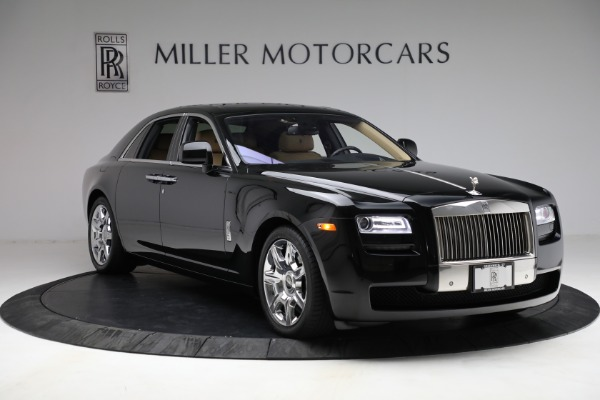 Used 2011 Rolls-Royce Ghost for sale Call for price at Maserati of Greenwich in Greenwich CT 06830 11