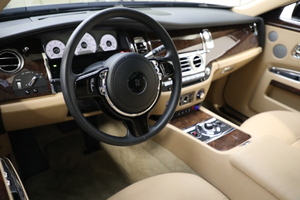 Used 2011 Rolls-Royce Ghost for sale Call for price at Maserati of Greenwich in Greenwich CT 06830 12