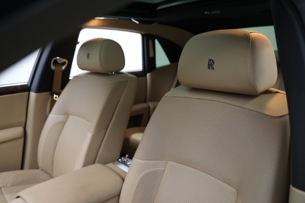 Used 2011 Rolls-Royce Ghost for sale Call for price at Maserati of Greenwich in Greenwich CT 06830 14