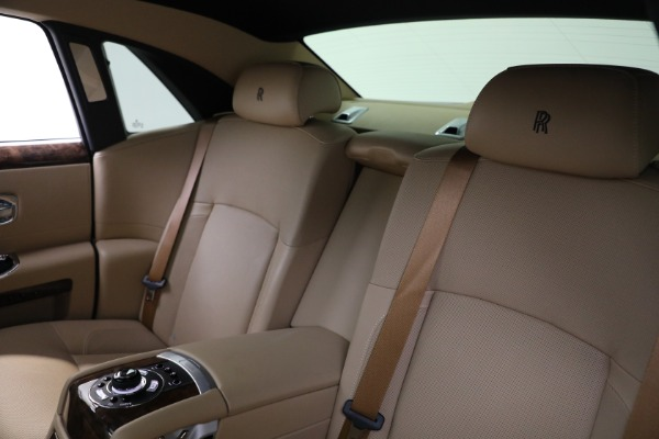 Used 2011 Rolls-Royce Ghost for sale Call for price at Maserati of Greenwich in Greenwich CT 06830 16