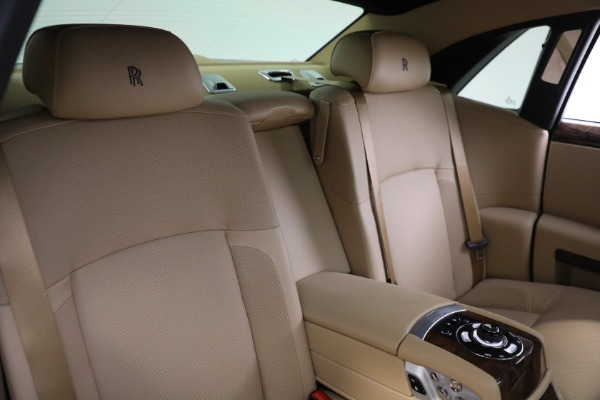 Used 2011 Rolls-Royce Ghost for sale Call for price at Maserati of Greenwich in Greenwich CT 06830 17