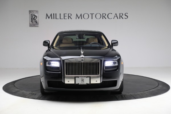 Used 2011 Rolls-Royce Ghost for sale Call for price at Maserati of Greenwich in Greenwich CT 06830 2